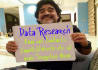 do data research for business contact, emails, website for your targeted area