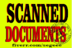 type up to 10 pages of scanned, PDF or handwritten documents
