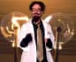 act and say anything as a Crazy Mad Scientist