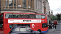 add anything you like on a London Bus in this video