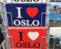 send you a beautiful postcard from Oslo Norway