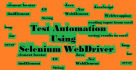 do Test Automation using Selenium WebDriver
