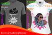 design a tshirt brand