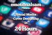 design any Social Media cover in 24 Hours