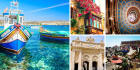 answer 20 questions about Malta
