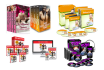 design 3D box set, Software box, Product box, Ebook COVER, Dvd, Cd or Bundle