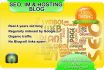 write and guest post on SEO, hosting, internet marketing blog