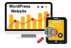create Cool WordPress  Website or Blog with free