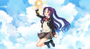 do kawaii young, anime sounding voice over