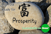 align your Consciousness with Financial Prosperity