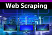 do Web Scraping,Business Email List,Email Extraction