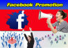 do Facebook Promotion share with 2 million members