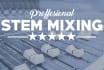 professionally Mix your Audio or Song Stems