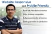 fix Wordpress responsive, mobile friendly
