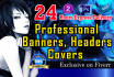 do Web BANNER, and Header