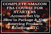 send you The Ultimate Amazon FBA Course
