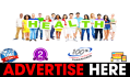 banner Advertising on 8 Daily Updated Health Websites