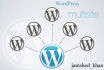 convert your wordpress into multisite network