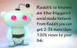 do create a Reddit post of your link