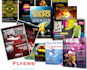 design an AWESOME flyer, Brochure,business card, banner or cover