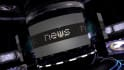 create a professional news intro 3D animation