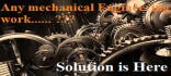 solve any mechanical and manufacturing Engineering problem as you need