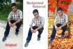 adobe PHOTOSHOP, removing Backgrounds,edit photos