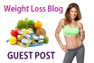 mention Your Product on Weight Loss blog