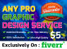 design any Professional Graphic design