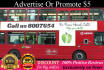 add your business banners and logo on a bus
