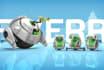 make ROBO christmas animation with your logo