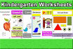 give you 187 English Worksheets for 3 to 5 yr old Kids