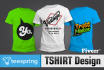 do Teespring Tshirt Design