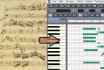 convert your handwritten, pdf or printed sheet music to MIDI Files