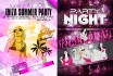 design a Stunning Club Party Flyer