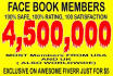 exposure your bussnes 5,000,000 real members