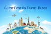 add your guest post to travel blog