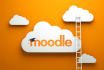 create and customize moodle learning platform