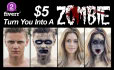 turn you into a zombie