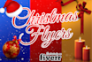 design creative Christmas flyer