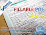 create a fillable PDF eForms