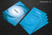 make simple,stylish and professional Vertical BUSINESS card