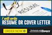 do Resume CoverLetter Linkedin Profile