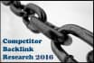 provide backlinks report of your competitors