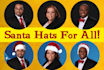 put a Santa Hat on your profile photo