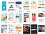 design Reach mail,  Target Hero, Yesware email template Newsletter