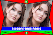 do elite and evident photo retouching with adobe PHOTOSHOP