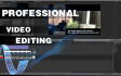 do Professional and Creative Video Editing within 24 Hours