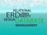 create ERDs and design databases in MySQL