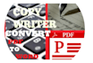 convert or copy Type your PDF file to Word